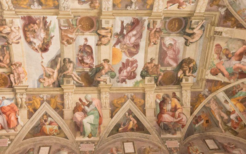sixtijnse kapel bezoeken