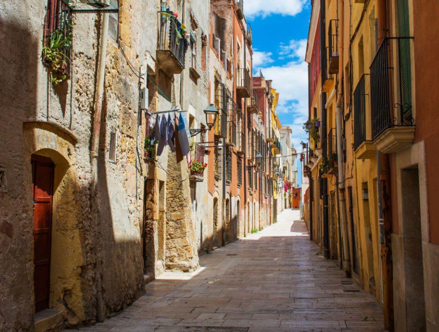 Tarragona daguitstap auto barcelona