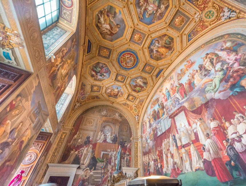 vaticaanstad bezoeken vaticaanse musea