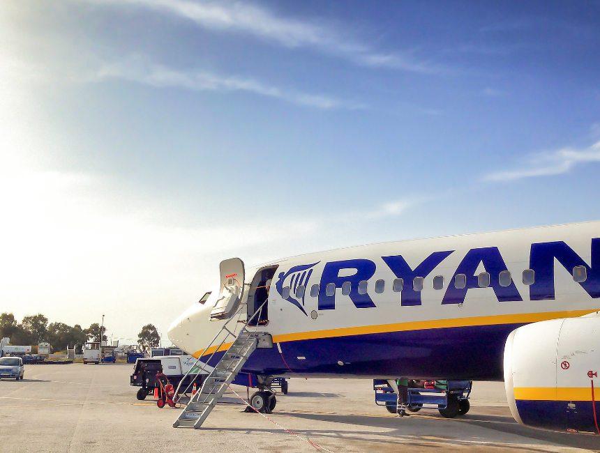 vlucht naar londen Ryanair