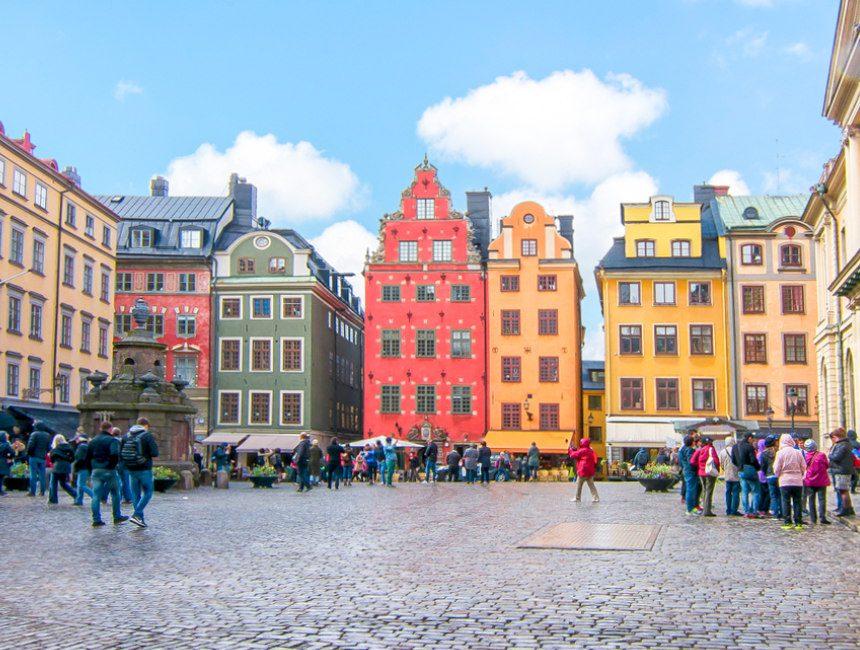 Gamla Stan bezienswaardigheden Stockholm