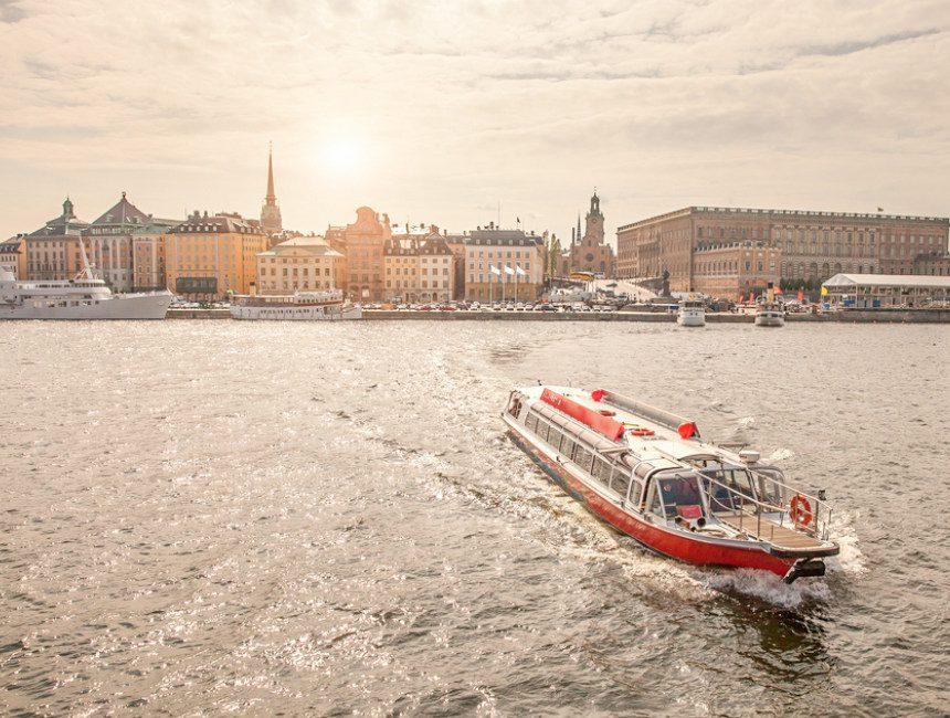 bezienswaardigheden Stockholm rondvaart