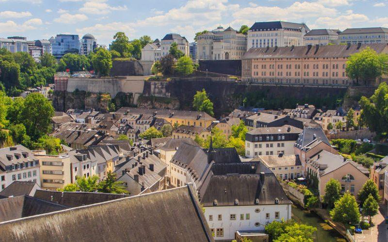 Bezienswaardigheden Luxemburg