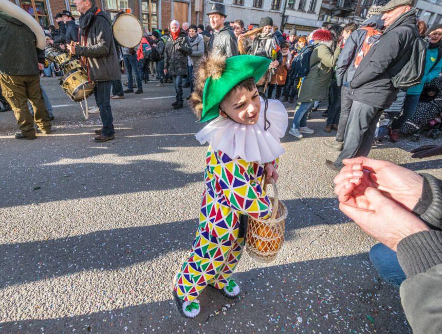 carnaval binche