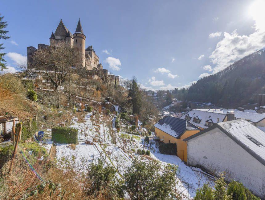 kasteel vianden bezienswaardigheden Luxemburg
