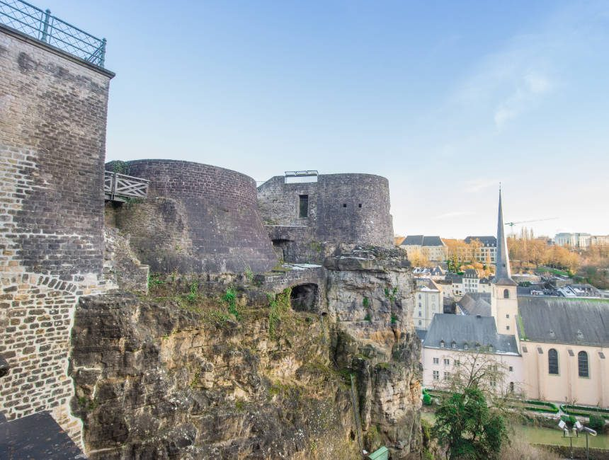 kazematten luxemburg bezienswaardigheden
