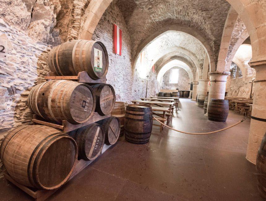 kelder kasteel vianden