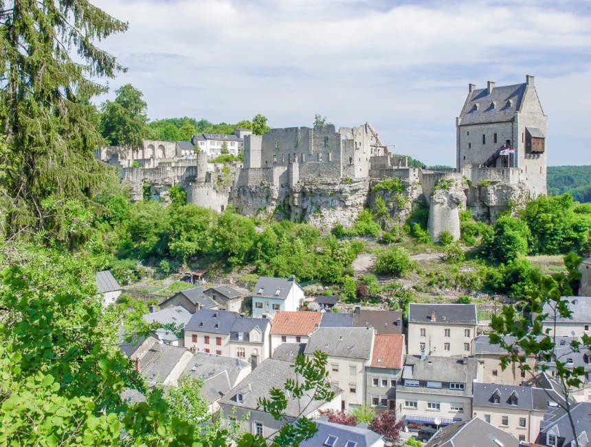 Luxemburg Larochette