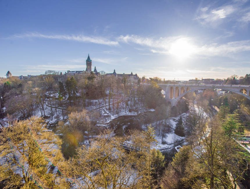 vallée de la pétrusse luxemburg