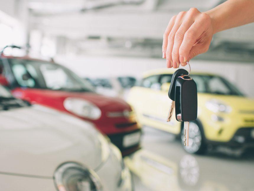 auto parkeren luchthaven Dusseldorf