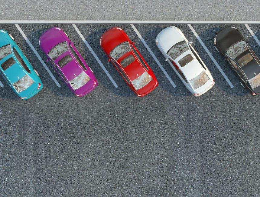 lang parkeren eindhoven Luchthaven