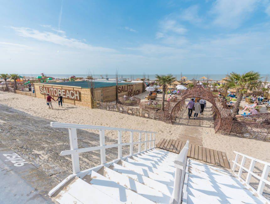 Dingen om te doen in Blankenberge Salito Beach