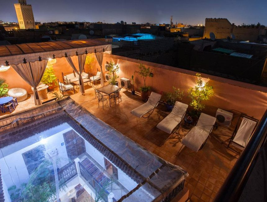 Marrakech Riad Thycas