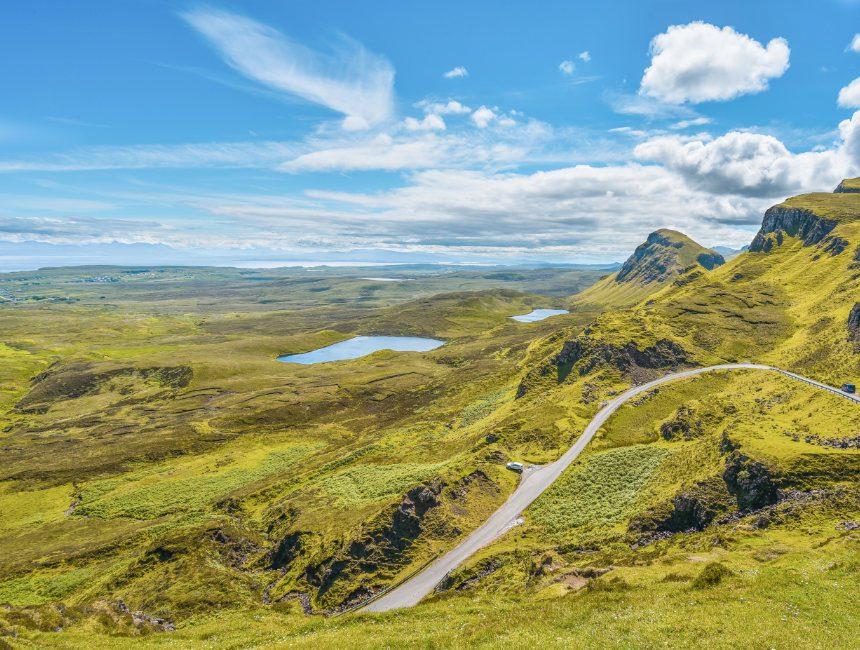 reizen naar Schotland vanuit België