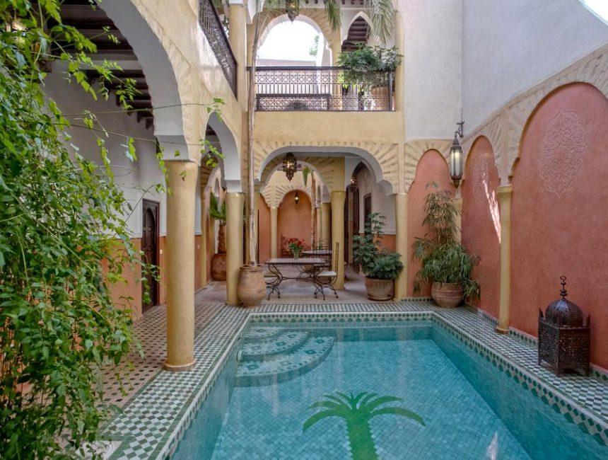 Riad Itrane Luxe Marrakech
