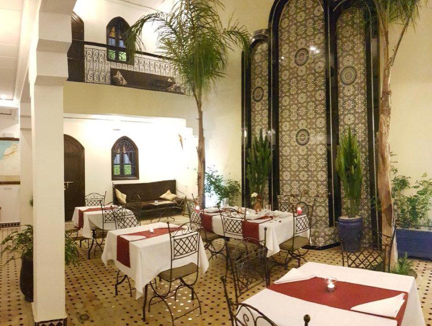 Riad Marrakesh les reves de Marrakech