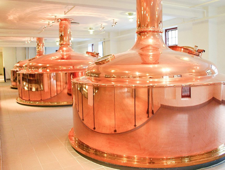 brouwerij Carlsberg bezienswaardigheden Kopenhagen