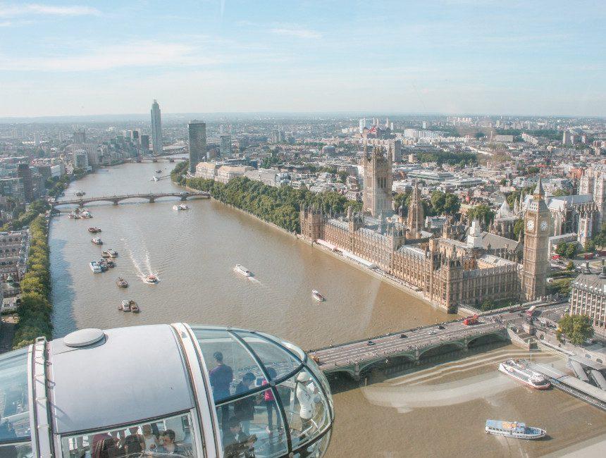 kaartjes London Eye