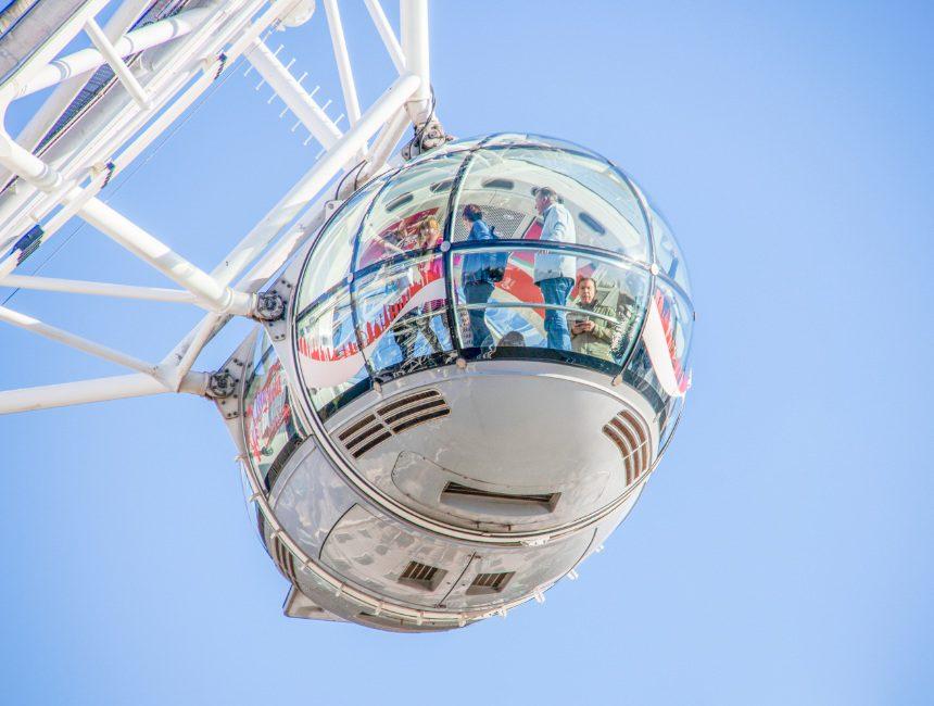 London Eye reserveren