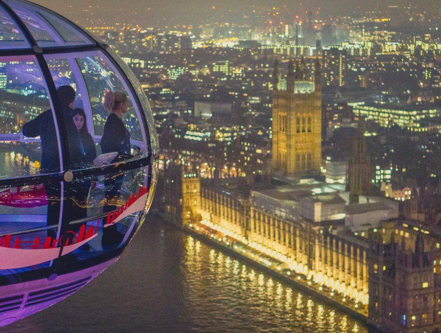 reuzenrad Londen