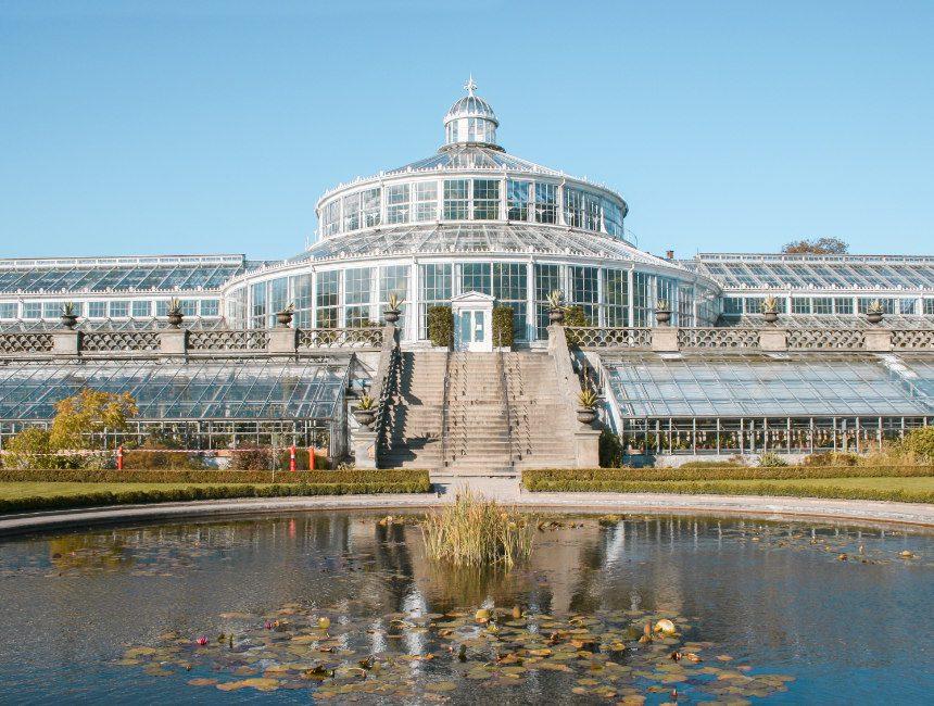 Botanische tuinen Kopenhagen dingen om te doen