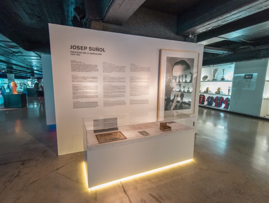 camp nou museum fc barcelona