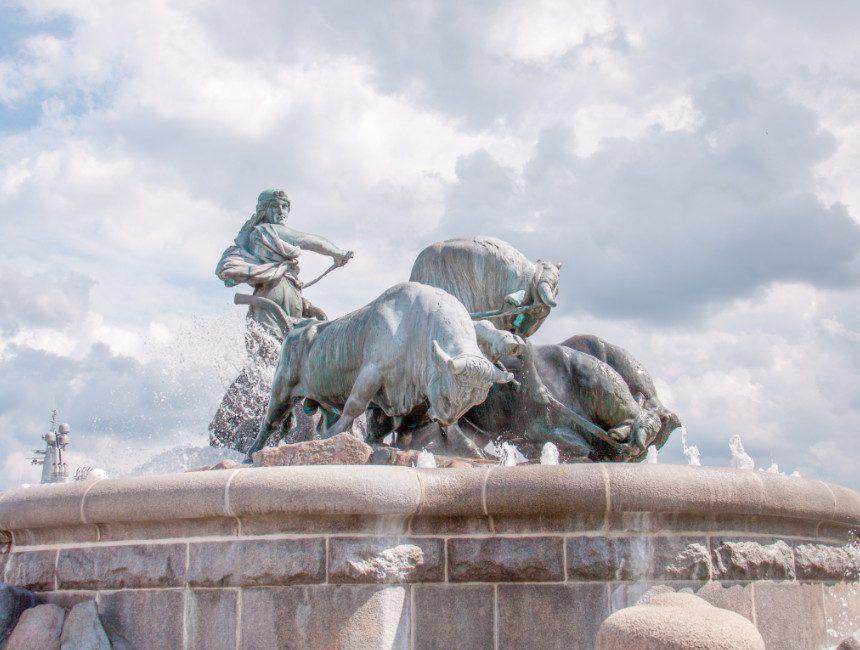 gefion fontein Kopenhagen dingen om te doen