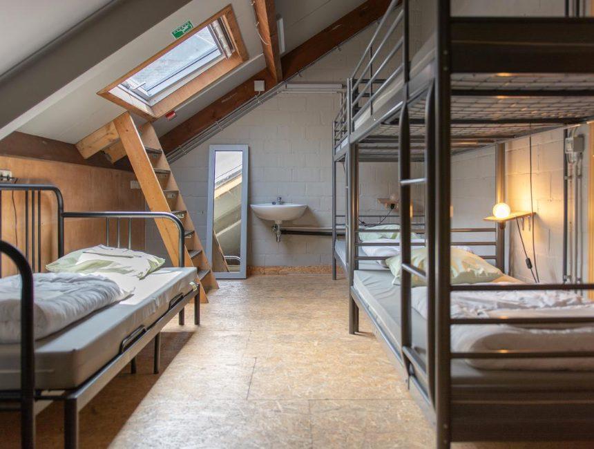 Jeugdherberg Gent Treck Hostel