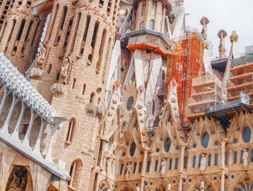 kerk Barcelona Sagrada Familia