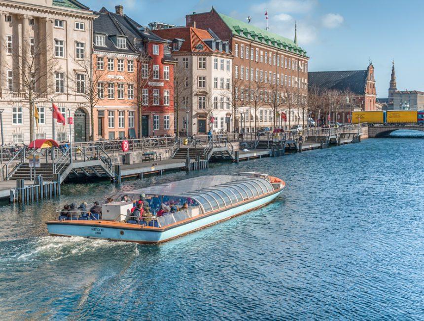 rondvaart grachten Kopenhagen