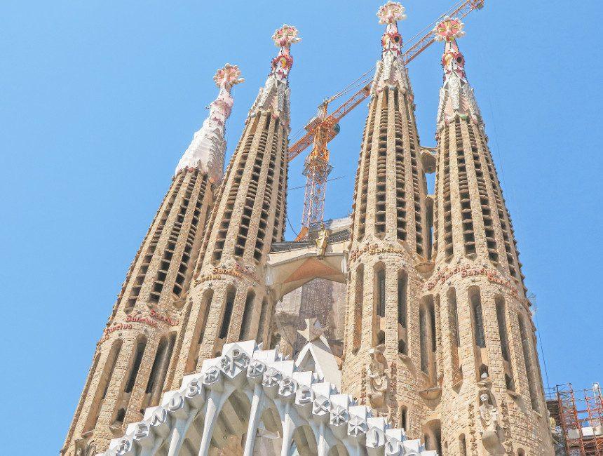 Sagrada Familia bezoeken Gaudi