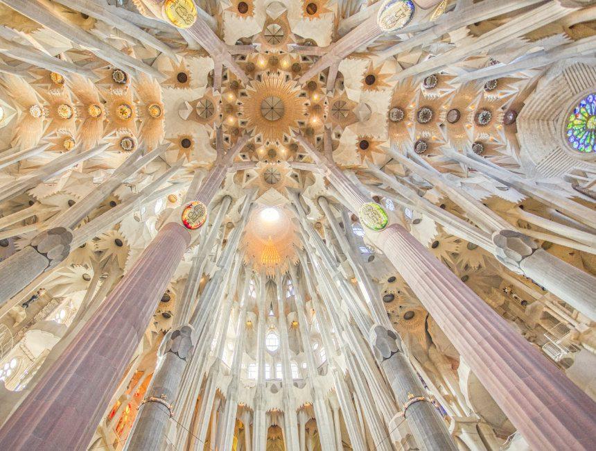 Sagrada Familia tickets online kopen