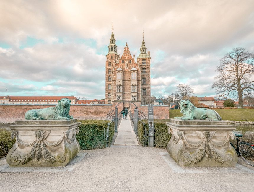slot rosenborg kopenhagen bezienswaardigheden