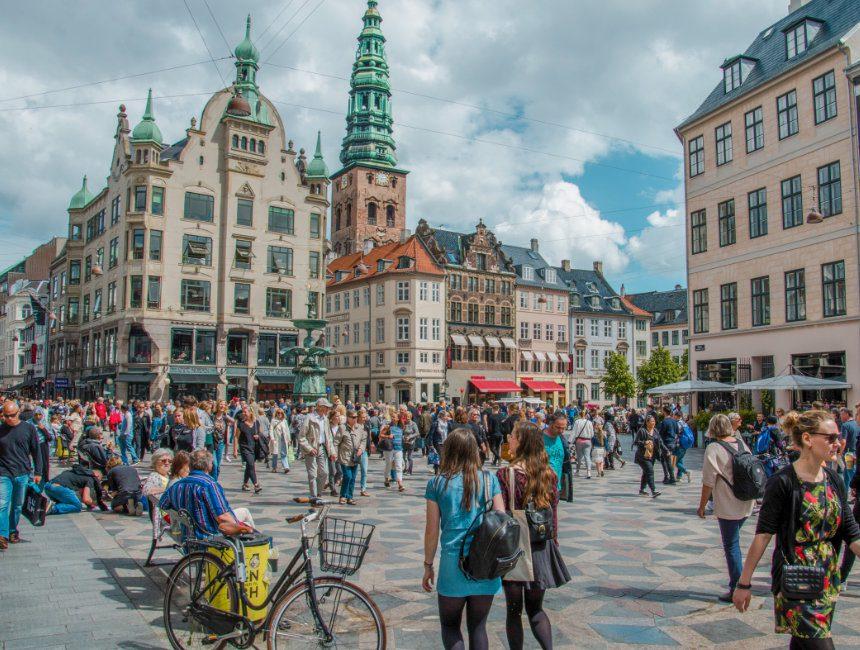Strøget Kopenhagen dingen om te doen