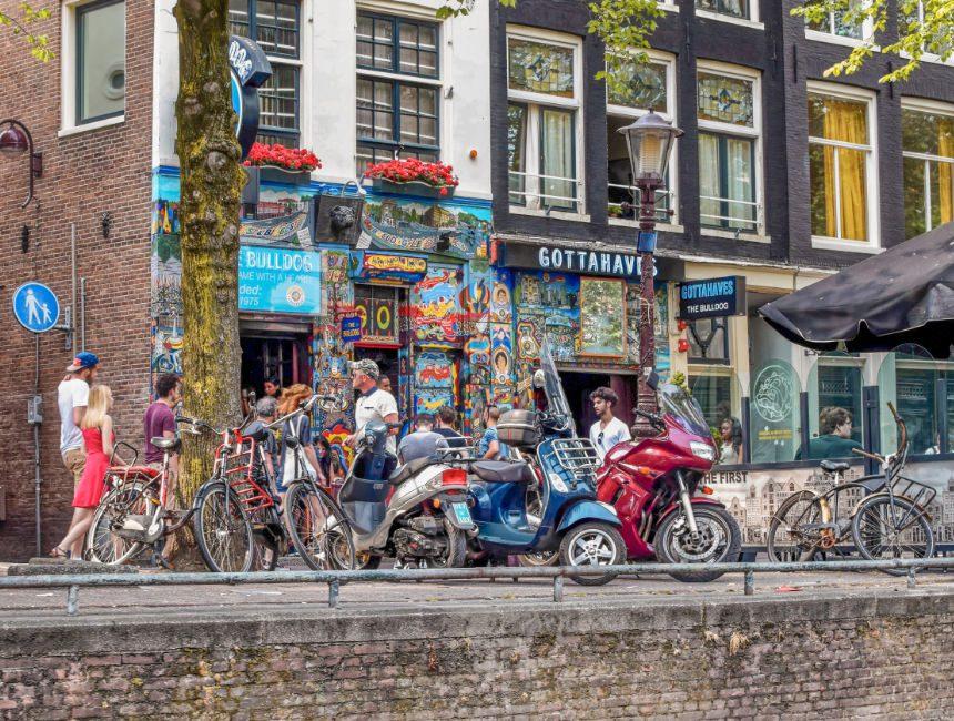 coffeeshop Amsterdam bezoeken
