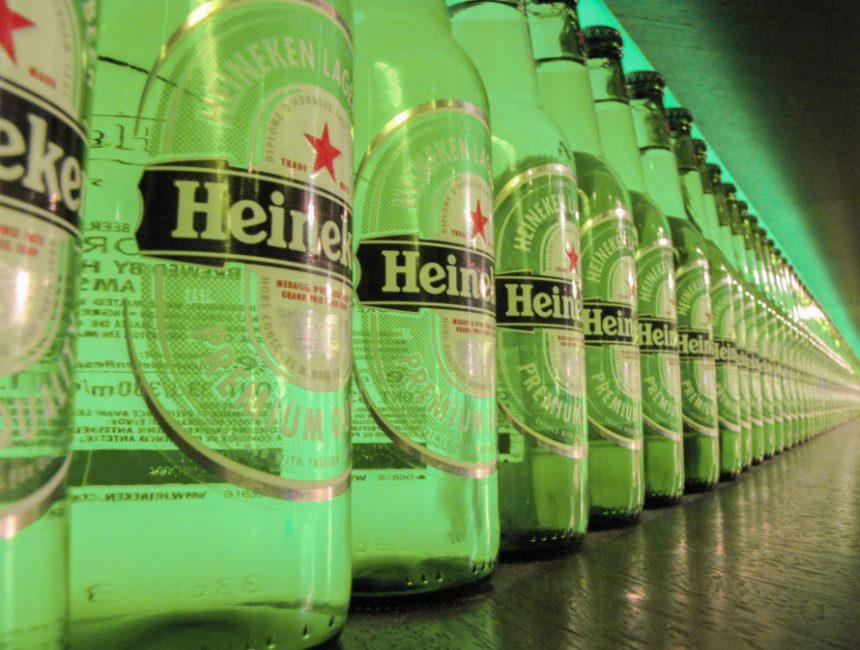 Heineken Experience Amsterdam bezienswaardigheden