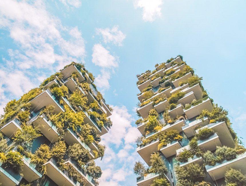 Bosco verticale Milaan bezienswaardigheden