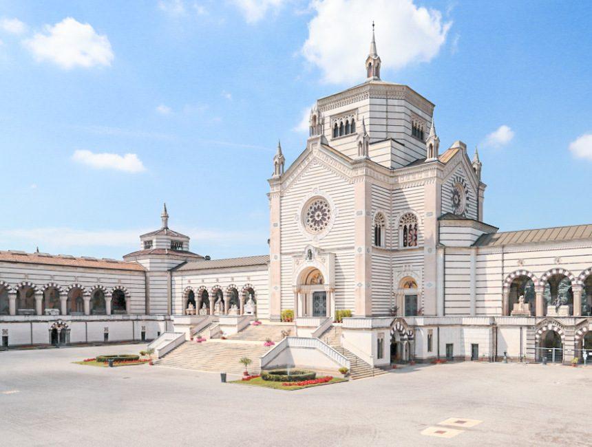 Cimitero Monumentale Milaan