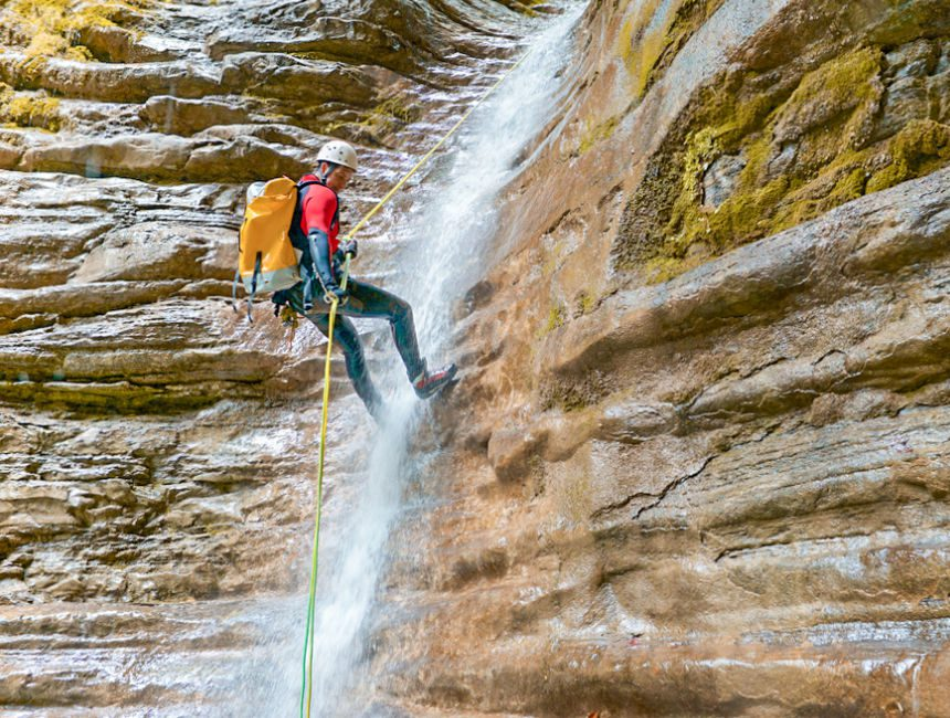 Corsica Canyoning