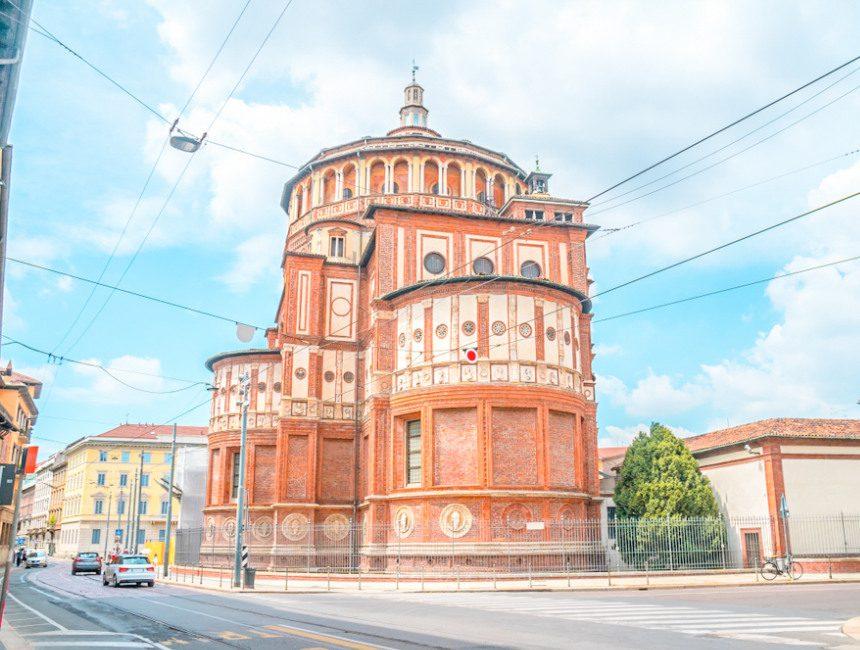 Santa Maria delle Grazie Milaan bezienswaardigheden