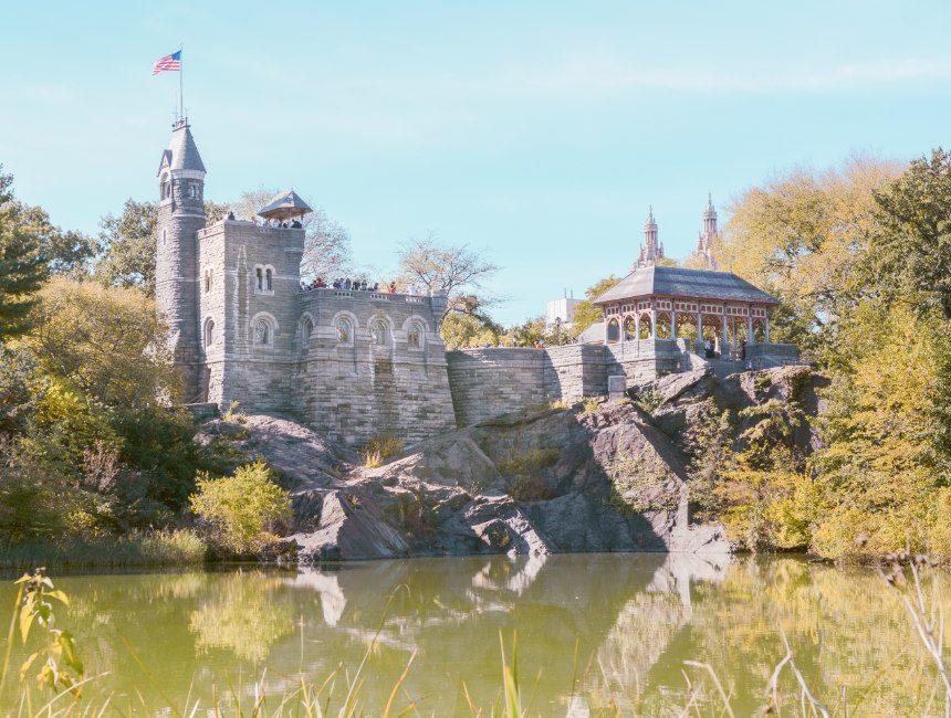 Belvedere Castle New York