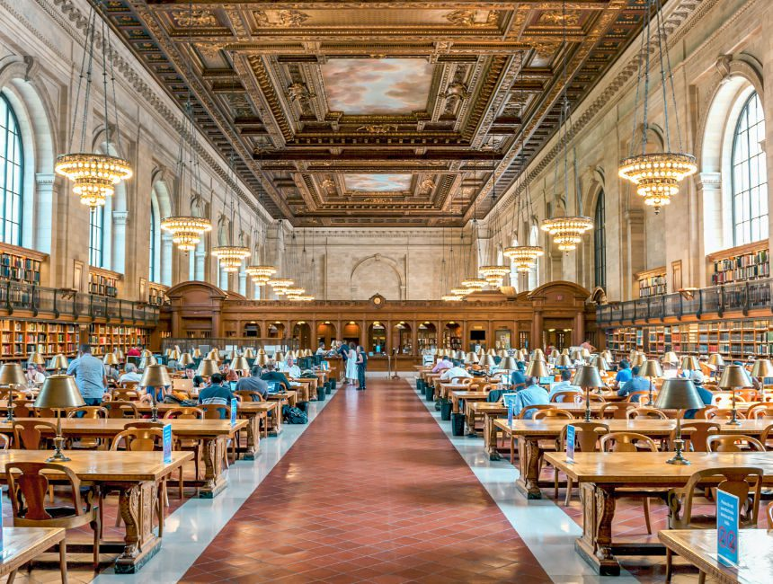 central library new york
