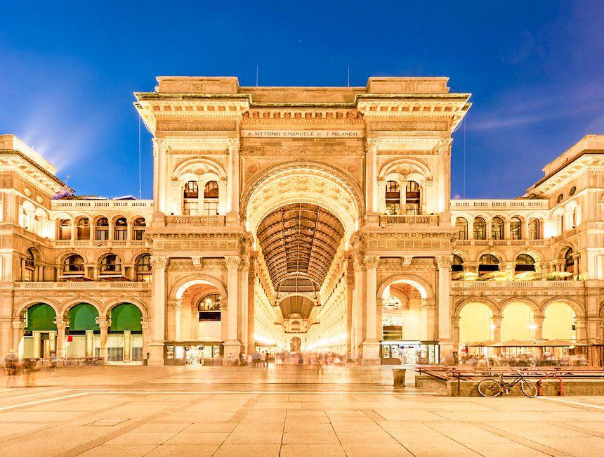 dingen om te doen in Milaan Galleria Vittorio Emanuel II