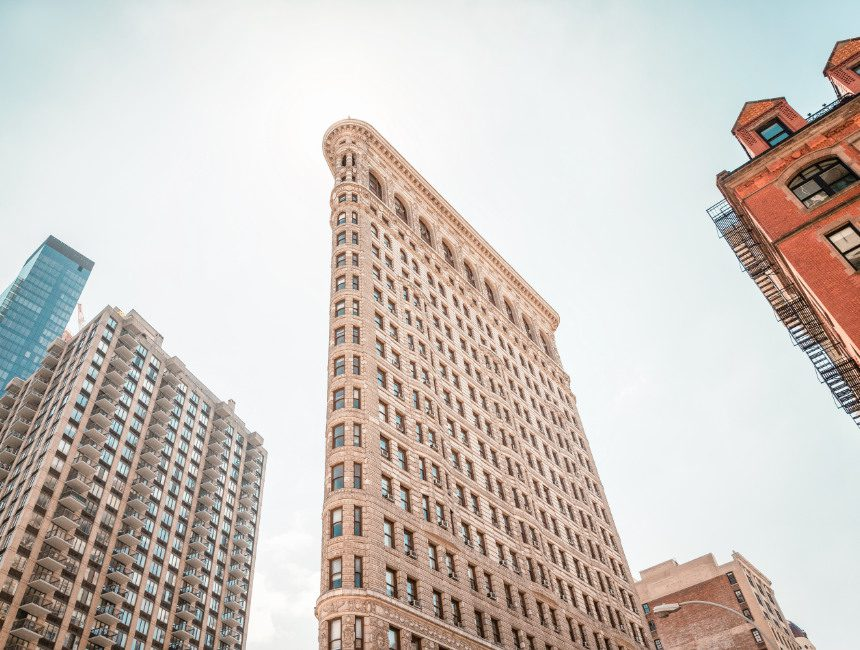 flatiron building new york bezienswaardigheden