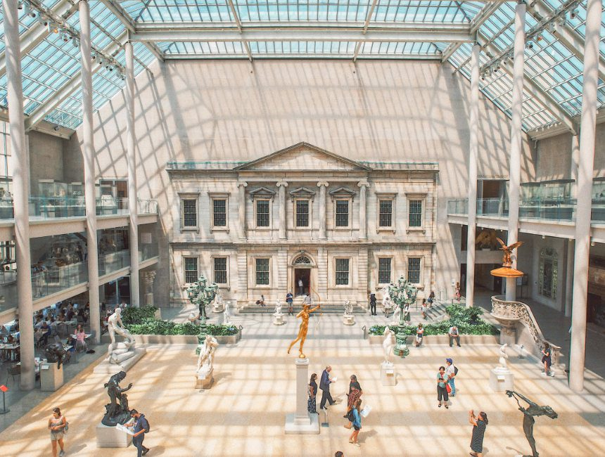 Metropolitan Museum of Art MET NYC