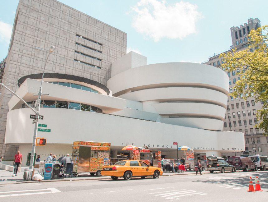 musea new york Guggenheim