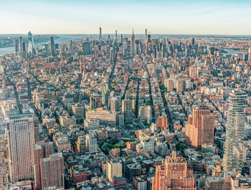 One World Observatory uitzicht New York dingen om te doen