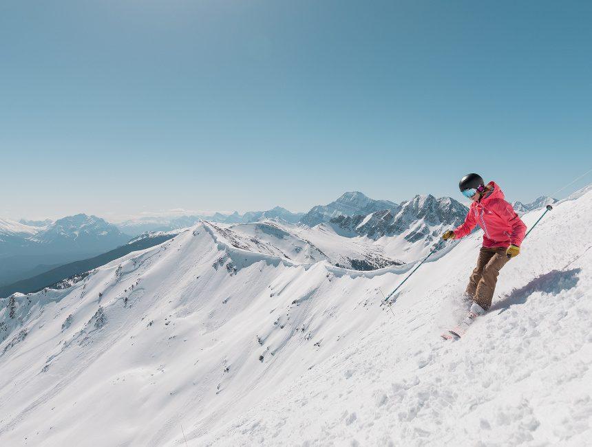 skiën marmot basin