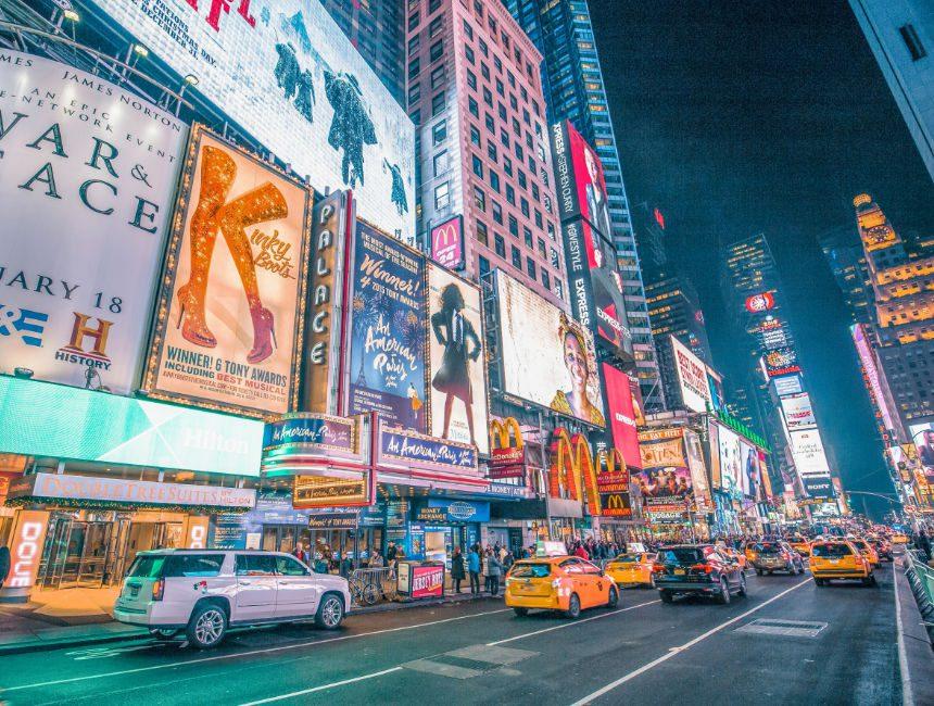 times square dingen om te doen New York