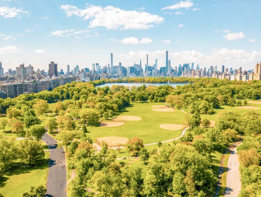 trekpleisters New York Central Park